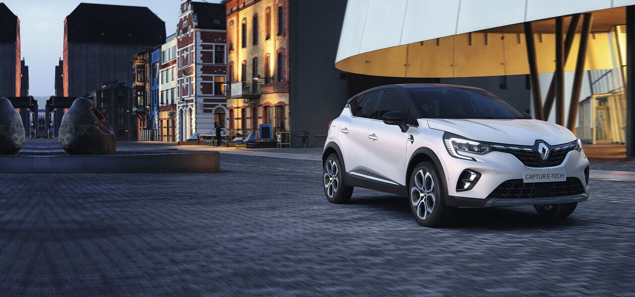Nouveau CAPTUR E-TECH Plug‑in Hybrid